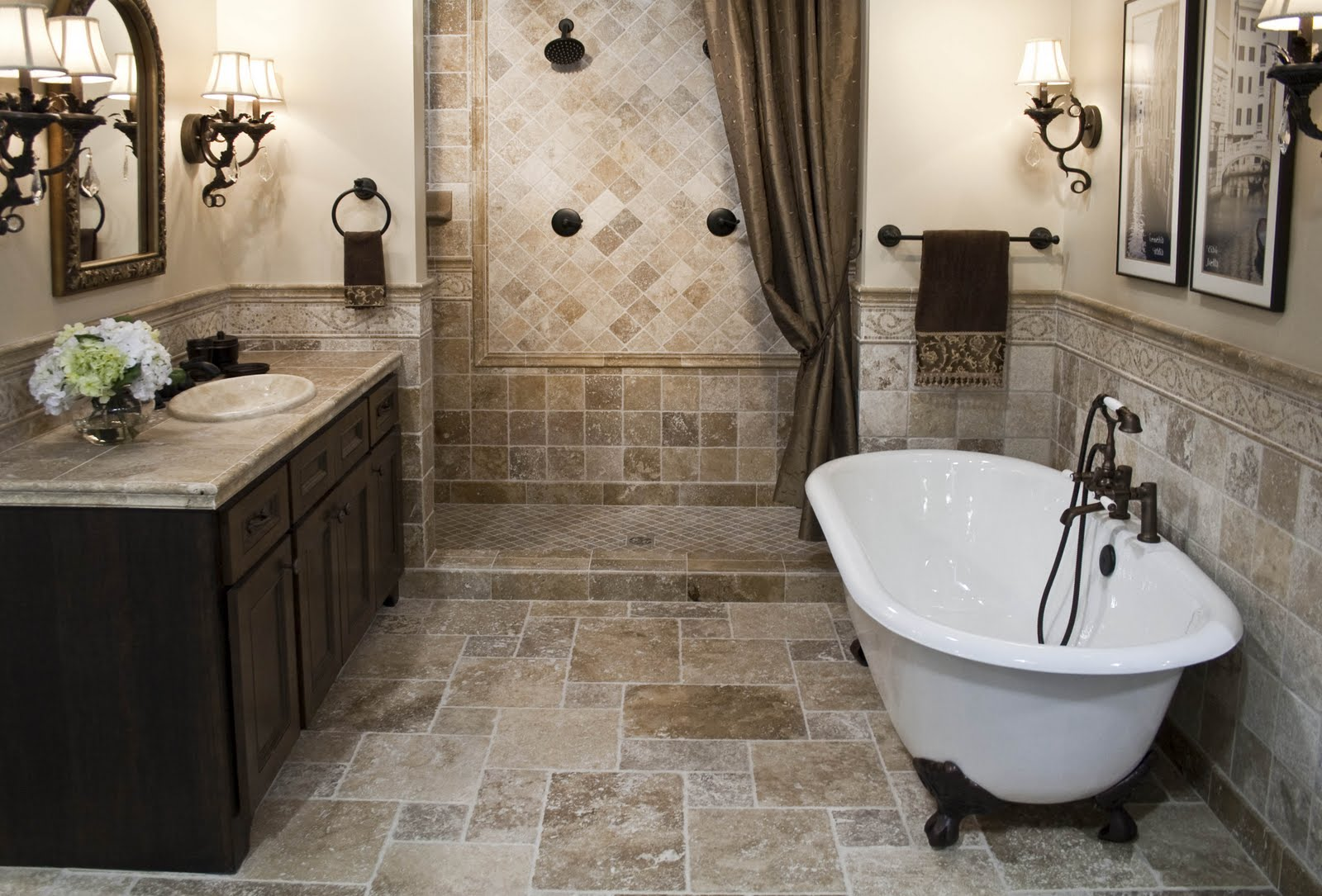 bathroom remodels katy construction remodeling - Pics Of Bathroom Remodels